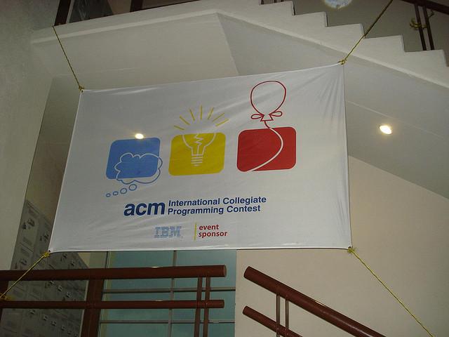ACM-ICPC Banner