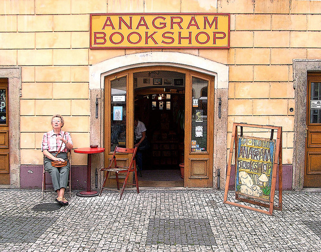 Anagram Bookshop