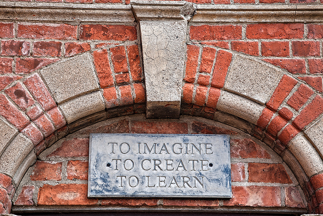 Imagine Create Learn