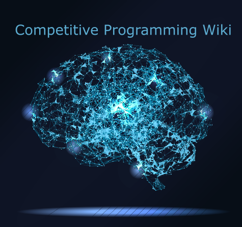 Competitive Programming Wiki