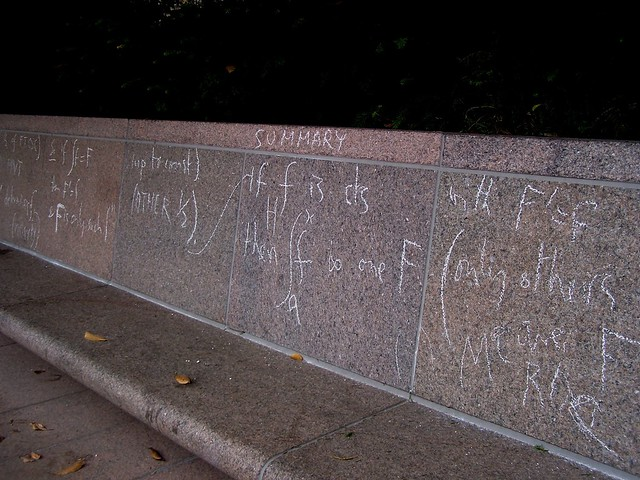 Math Graffiti